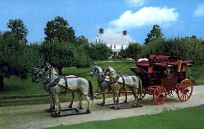 Shelburne Museum - Vermont VT Postcard