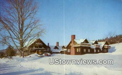 Trapp Family Lodge - Stowe, Vermont VT Postcard