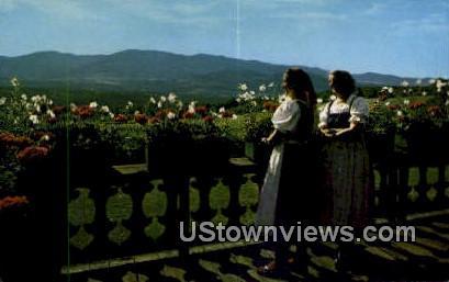 Baroness Van Trapp - Stowe, Vermont VT Postcard