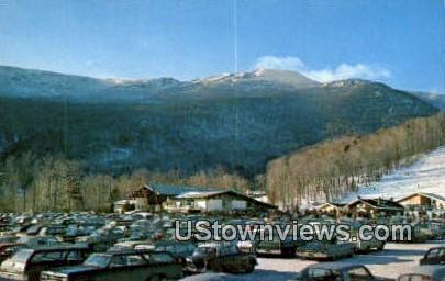 Spruce House - Stowe, Vermont VT Postcard