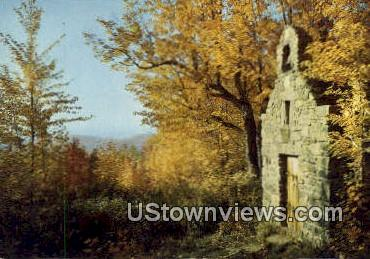 Our Lady of Peace Chapel - Stowe, Vermont VT Postcard