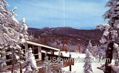 Cliff House - Stowe, Vermont VT Postcard
