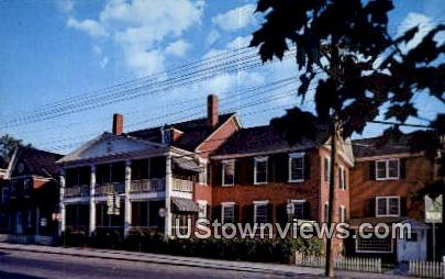 Green Mountain Inn - Stowe, Vermont VT Postcard