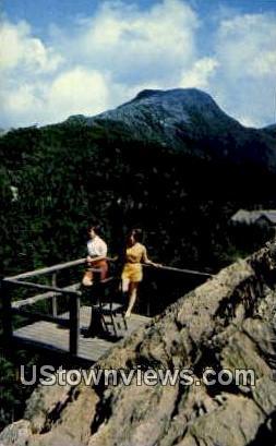 Chin, Mt Mansfield - Stowe, Vermont VT Postcard
