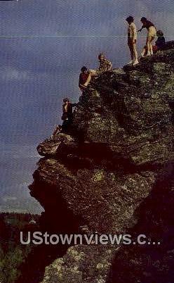 Mt Mansfield - Stowe, Vermont VT Postcard