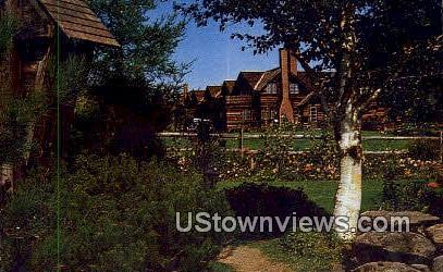 Trapp Family - Stowe, Vermont VT Postcard