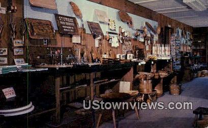 Stowarre Inc & Gift Shop - Stowe, Vermont VT Postcard