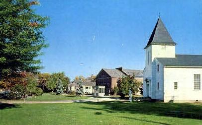 King Street - Winooski, Vermont VT Postcard