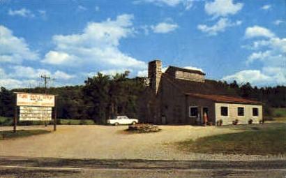 Coomb's Beaver Brook Sugarhouse - Wilmington, Vermont VT Postcard