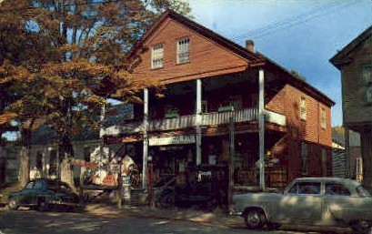Vermont Country Store - Weston Postcard