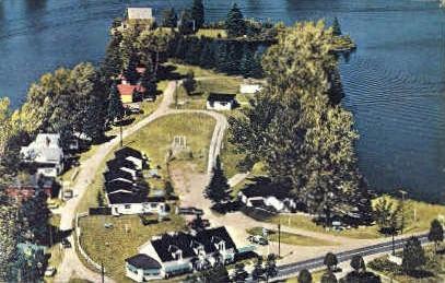 Point Comfort - West Danville, Vermont VT Postcard