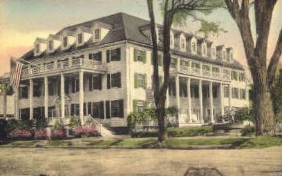 True Temper Inn - Wallingford, Vermont VT Postcard