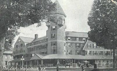 Woodstock Inn - Vermont VT Postcard
