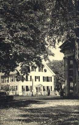 White Cupboard Inn - Woodstock, Vermont VT Postcard