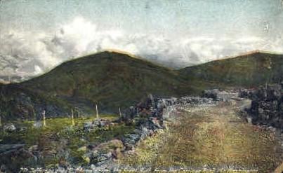 Mount Jefferson - Vermont VT Postcard