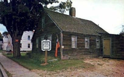 Old Norton House - Wilmington, Vermont VT Postcard