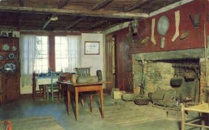 Farrar-Mansur House - Weston, Vermont VT Postcard