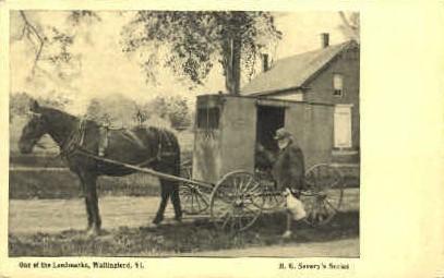 Landmark - Wallingford, Vermont VT Postcard