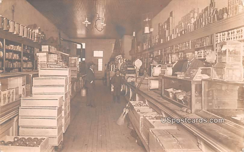 Store - Colfax, Washington WA Postcard