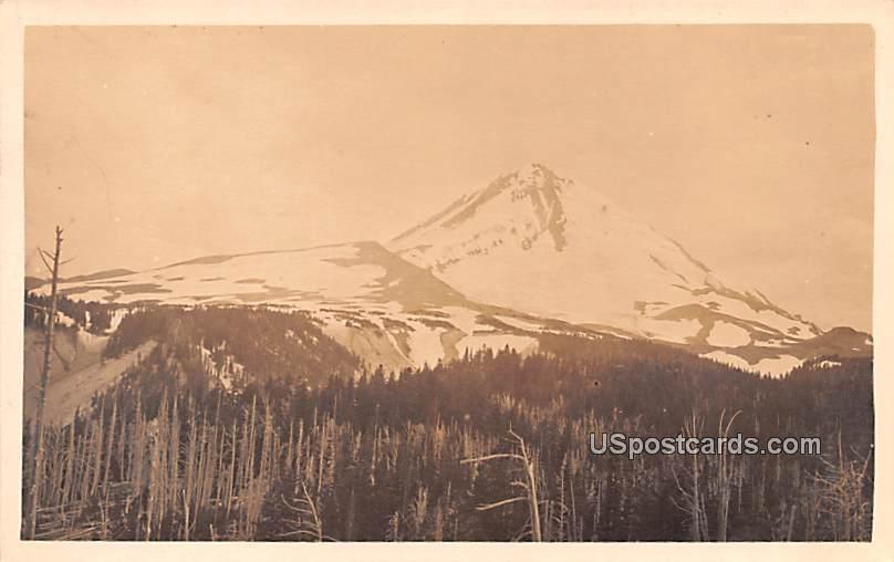 Saddle Mountain - Grant County, Washington WA Postcard