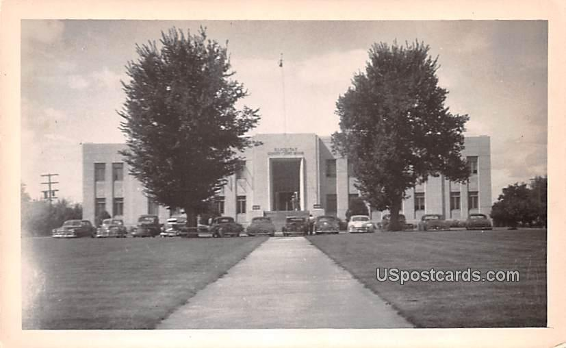 County Courthouse - Goldendale, Washington WA Postcard