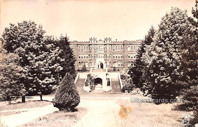 St Mary's College - Lacey, Washington WA Postcard