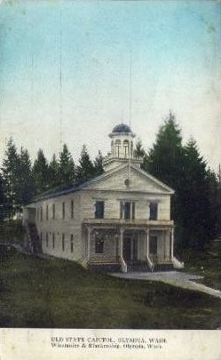 Old State Capitol - Olympia, Washington WA Postcard
