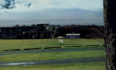 Fort Casey State Park - Puget Sound, Washington WA Postcard