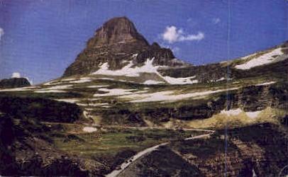 Reynolds Peak - Glacier National Park, Washington WA Postcard