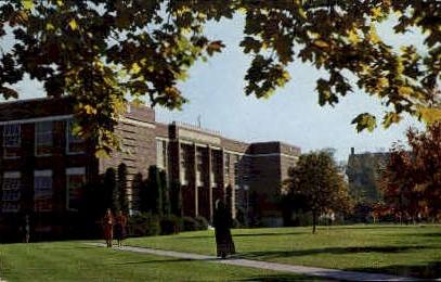 Holy Names College - Spokane, Washington WA Postcard