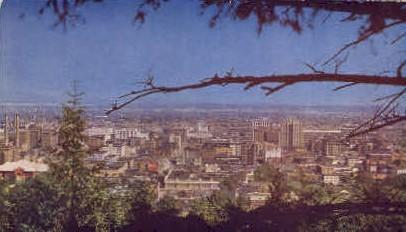 Spokane, Washington Postcard