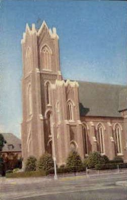St. James Church - Vancouver, Washington WA Postcard