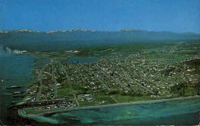 Port Townsend, Washington Postcard