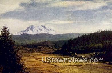 Ohop Valley, Washington,     ;     Ohop Valley, Wash Postcard