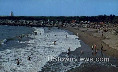 Waikiki Beach, Wash,     ;     Waikiki Beach, WA - Washington WA Postcard