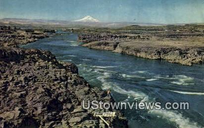 Columbia River, Wash,     ;     Columbia River, WA - Washington WA Postcard