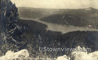 Real Photo - Black Point, Washington WA Postcard