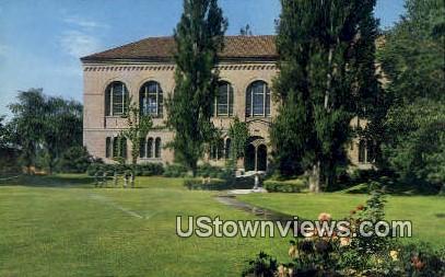 Washington College of Education - Bellingham Postcard