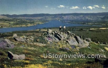 Wenatchee Valley, Washington,     ;     Wenatchee Valley, WA Postcard