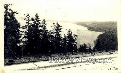 Real Photo - Misc, Washington WA Postcard