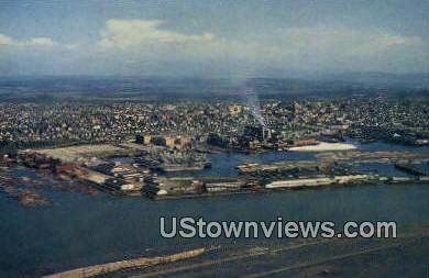 Everett, Washington,     ;     Everett, Wash Postcard
