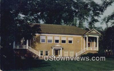 Conservatory of Music, Walla Walla College - College Place, Washington WA Postcard