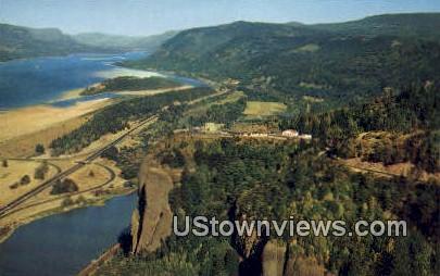 Columbia River, WA     ;     Columbia River, Washington Postcard