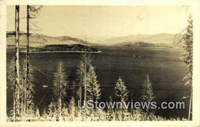 Real Photo - Spokane, Washington WA Postcard