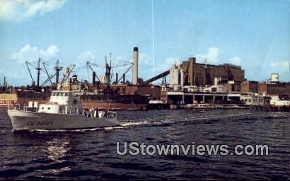 Scott Paper Mill - Everett, Washington WA Postcard
