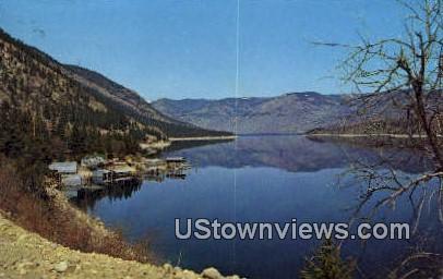 Lake Chelan, Washington,     ;     Lake Chelan, WA Postcard