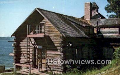 Camp Sealth - Burton, Washington WA Postcard