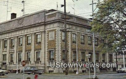 Lewis County Courthouse - Chehalis, Washington WA Postcard