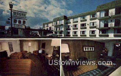 Royal Motor Inn - Bellingham, Washington WA Postcard