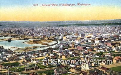 Bellingham, Wash,     ;     Bellingham, WA - Washington WA Postcard